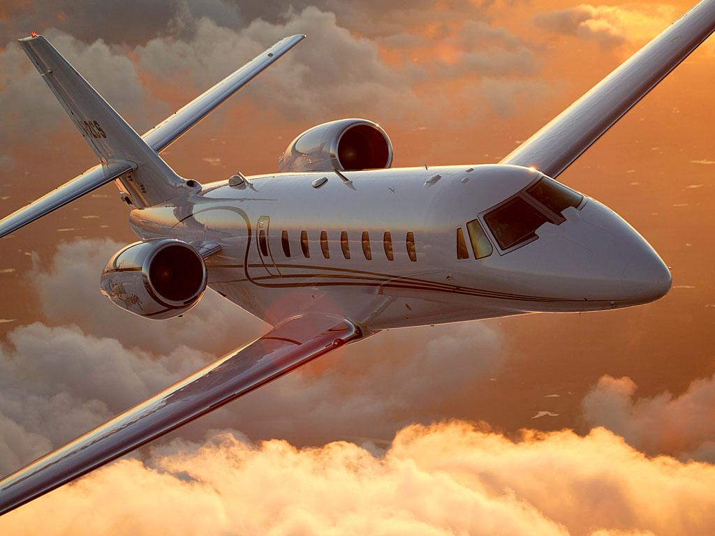 private planes in LA and Boston