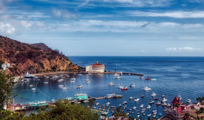 Charter Flights to Catalina Island
