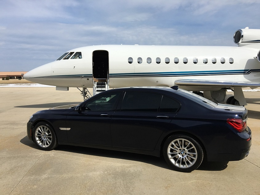private jets for celebrities and VIPs