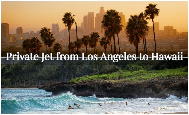 Los Angeles to Hawaii